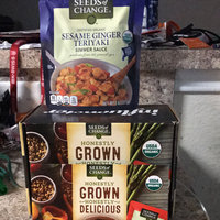 Seeds of Change® Certified Organic Simmer Sauce Sesame Ginger Teriyaki uploaded by Ashley C.