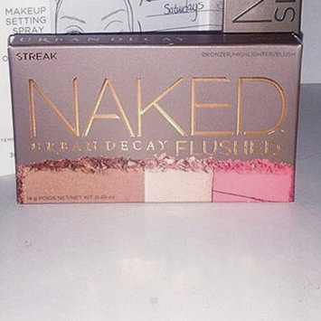 Photo of Urban Decay Naked Flushed uploaded by Kelly M.