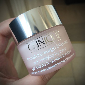 Photo of Clinique Moisture Surge™ Intense Skin Fortifying Hydrator uploaded by Shevy M.