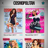 Cosmopolitan  Magazine uploaded by Jessica R.
