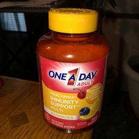 One A Day® VitaCraves® Gummies with Immunity Support uploaded by Andjoua R.