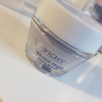 Photo of Vichy Mineral Pore Purifying Facial Clay Mask uploaded by Lauren S.