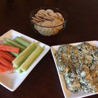 Stonemill Kitchens® Spinach & Artichoke Parmesan Dip 10 oz Plastic Container uploaded by Sarah C.