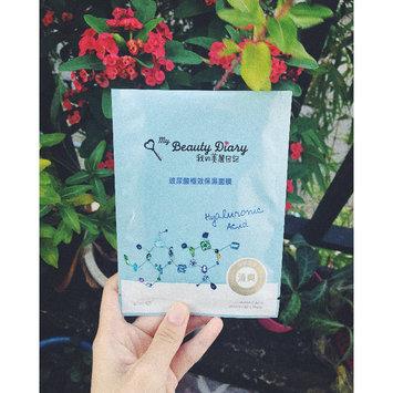 Photo of My Beauty Diary Hyaluronic Acid Moisturizing Mask 2016 NEW VERSION 8 PCS uploaded by Tâm L.