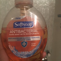 Softsoap Antibacterial Hand Soap with Moisturizers Crisp Clean uploaded by Britney A.