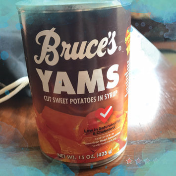 Bruces Bruce?s Yams, 20 oz uploaded by Jaide R.