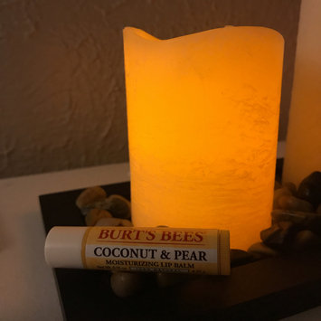 Photo of Burt's Bees Coconut & Pear Lip Balm uploaded by Kassandra D.