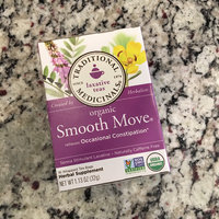 Traditional Medicinals Laxative Teas Organic Smooth Moves Tea Bags - 16 CT uploaded by Melissa P.