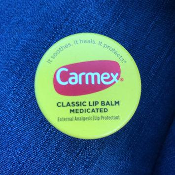 Photo of Carmex® Classic Lip Balm Original Jar uploaded by Jessyca M.