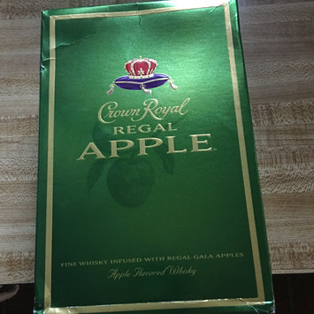 Photo of Crown Royal Canadian Whisky Regal Apple uploaded by Ashley H.