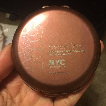 Photo of NYC Smooth Skin Bronzing Face Powder uploaded by Yesenia G.