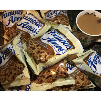 Photo of Famous Amos® Chocolate Chip Cookies uploaded by Viola C.