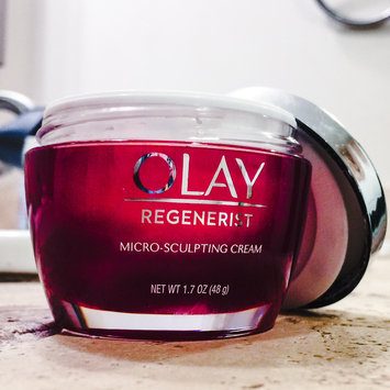 Photo of Olay Regenerist Micro-Sculpting Cream uploaded by Deborah A.
