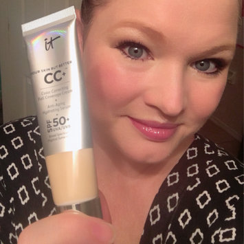 Photo of It Cosmetics CC+ Eye Color Correcting Full Coverage Cream Concealer SPF 50+ uploaded by Ashley T.