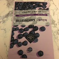 Etude House - 0.2 Therapy Air Mask (Blueberry) 10 sheets uploaded by Camille O.