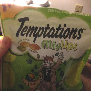 Photo of TEMPTATIONS™ MixUps Treats For Cats Catnip Fever Cat Treats uploaded by Linz G.