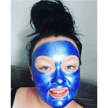 Photo of GLAMGLOW GRAVITYMUD™ Firming Treatment Sonic Blue Collectible Edition Tails uploaded by Becca S.