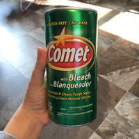 Comet with Bleach uploaded by Jerica C.