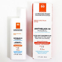 La Roche-Posay Anthelios 50 Mineral Tinted Ultra-Light Tinted Sunscreen Fluid for Face uploaded by The simple girl by noura ✿.