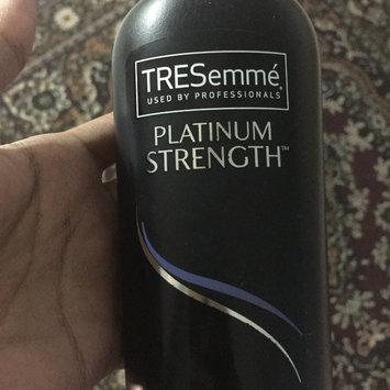 Photo of TRESemmé Platinum Strength Strengthening Heat Protect Spray uploaded by Jeanine W.