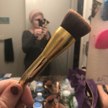 Photo of tarte Double Duty Beauty Foundation Brush & Spatula uploaded by Krystal A.