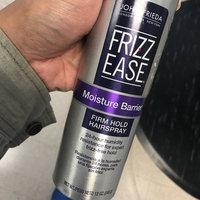John Frieda Frizz-Ease Moisture Barrier Hairspray uploaded by kiaaj l.