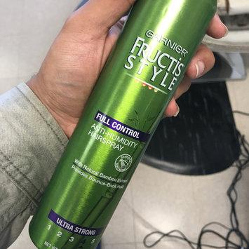 Photo of Garnier Fructis Style Full Control Anti-Humidity Aerosol Hairspray uploaded by kiaaj l.