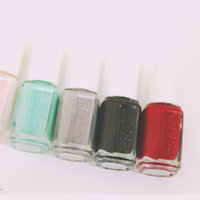 essie Nail Color Variety uploaded by The simple girl by noura ✿.