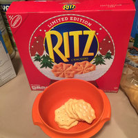Nabisco RITZ Crackers Snowflake uploaded by Wendy C.