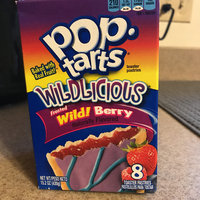 Kellogg's Pop-Tarts Wildlicious Frosted Wild Berry Toasted Pastries uploaded by Matthew R.