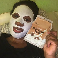 G9SKIN - Milk Bomb Mask (4 Types) 5pcs Chocolate uploaded by Gabrielle H.