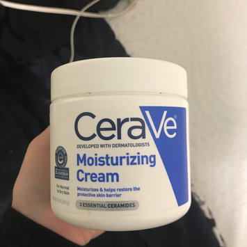 Photo of CeraVe Moisturizing Cream uploaded by Megs M.