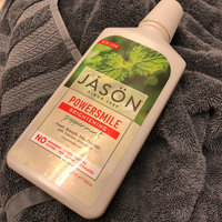 Jason Power Smile All Natural Mouthwash - Brightening Peppermint uploaded by James M.