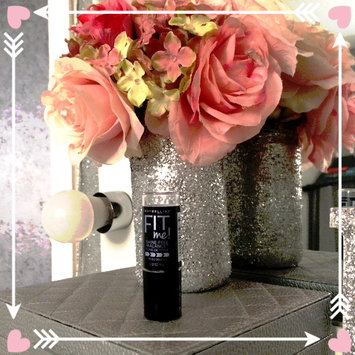 Photo of Maybelline Fit Me® Shine-Free + Balance® Stick Foundation uploaded by mayra H.