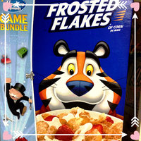 Kellogg's Frosted Flakes Reduced Sugar Cereal uploaded by mayra H.
