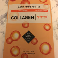Etude House 0.2 Therapy Air Mask 1pc Collagen uploaded by Camille O.