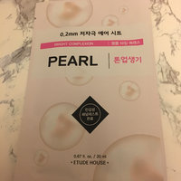 Etude House 0.2 Therapy Air Mask 1pc Pearl uploaded by Camille O.