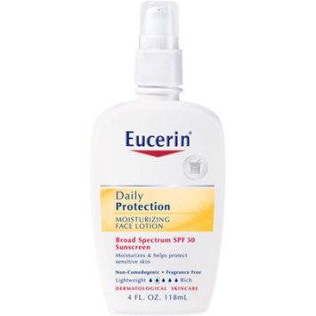 Photo of Eucerin Face Lotion and Sunscreen 30 SPF uploaded by Kimberly C.