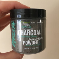 inVitamin Natural Whitening Tooth & Gum Powder with Activated Charcoal, 2.75oz - Spearmint (*New Packaging and Flavors!*) uploaded by Kaitlin F.