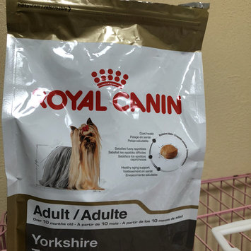 Photo of Royal Canin® Yorkshire Terrier 28™ Adult Dog Food 10 lb. Bag uploaded by Kenya L.