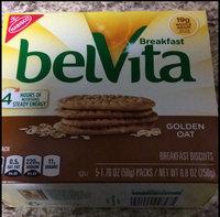 belVita crunchy Breakfast Biscuits uploaded by Tara H.