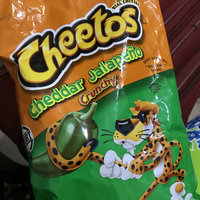 CHEETOS® Crunchy Cheddar Jalapeno Cheese Flavored Snacks uploaded by littlemisspotchi D.