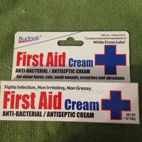 Budpak First Aid Cream Anti-Bacterial uploaded by Nka k.