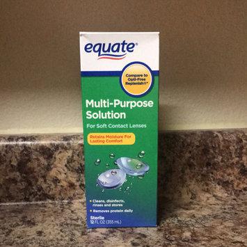 Photo of Equate Sterile Multipurpose Solution 4 Fl Oz uploaded by Miranda F.