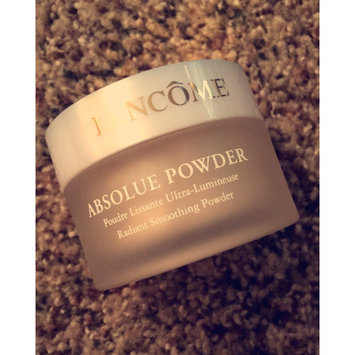 Photo of Lancôme Absolue Powder Radiant Smoothing Powder uploaded by emily j.