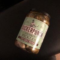 Suckerpunch Pickles Spicy Garlic Originals uploaded by Widienne B.