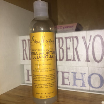 Photo of SheaMoisture Raw Shea Butter Extra-Moisture Detangler uploaded by Livia W.