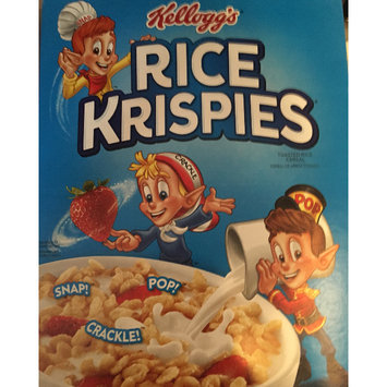 Photo of Kellogg's® Rice Krispies® Cereal uploaded by Haley C.