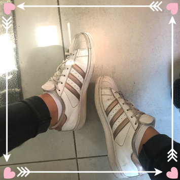Photo of adidas Women's Superstar Casual Sneakers from Finish Line uploaded by Rita S.