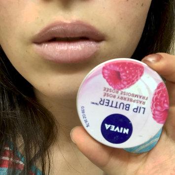 Photo of Nivea Lip Care Lip Butter Raspberry Rose Kiss uploaded by Mari C.